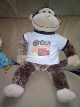 Build a Bear Monkey in Clarksville, Tennessee