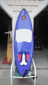 Surfboard > 5'8 LS/ ALL THE EXTRAS YOU NEED in Wilmington, North Carolina