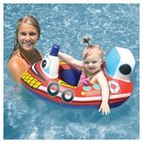 Poolmaster tug boat baby rider reduced new in Wheaton, Illinois