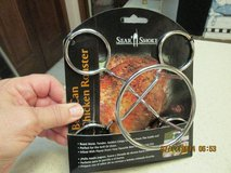 "Beer Can Chicken -- For BBQ Grill -- By ""Sear 'N Smoke"" in Kingwood, Texas"