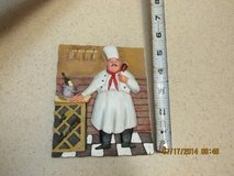 Chef Wall Plaque  --  REDUCED! in Houston, Texas