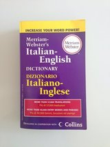 Italian - English dictionary in Okinawa, Japan