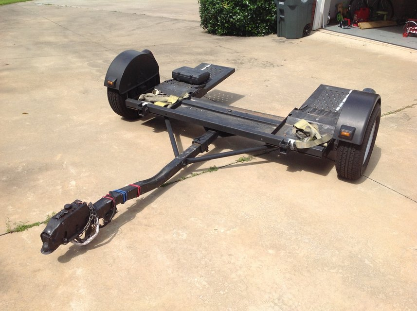 Auto Tow Dolly Used Bing Images