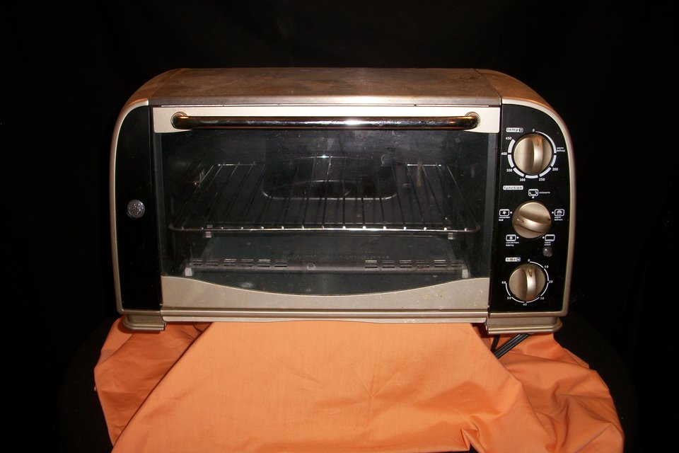 General Electric Toaster Oven ~ Oven toaster vintage ge